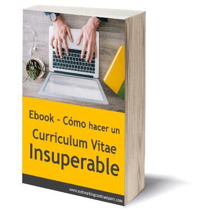 Como hacer un modelo de curriculum vitae
